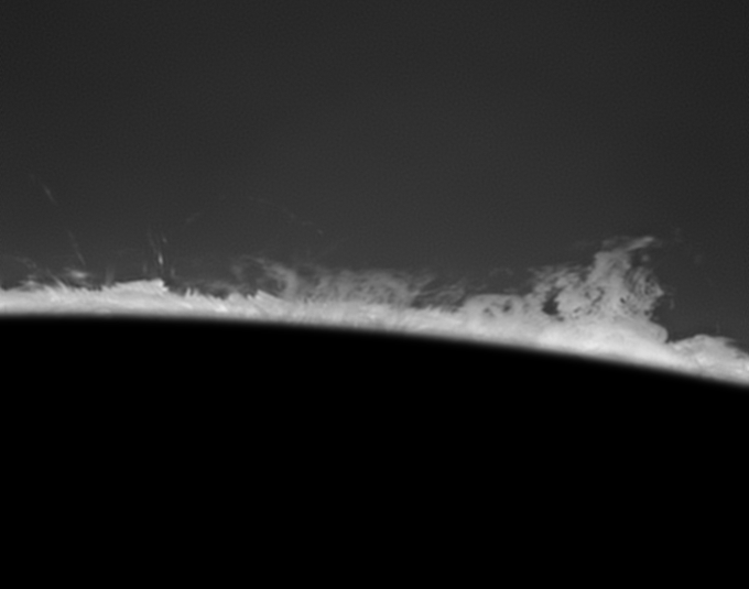 Protuberanz