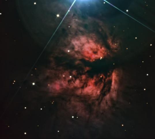 NGC2024 Flammennebel Thomas Schiffer