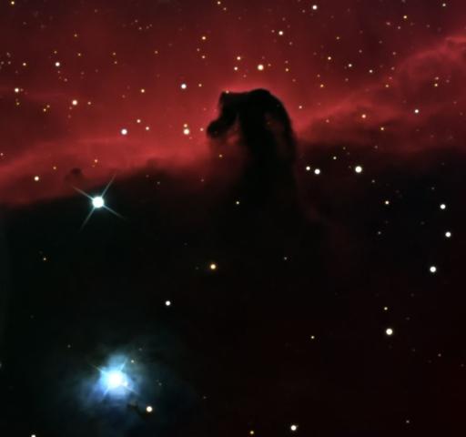IC434 Pferdekopf Nebel Thomas Schiffer